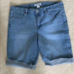 Artisan NY Denim Shorts